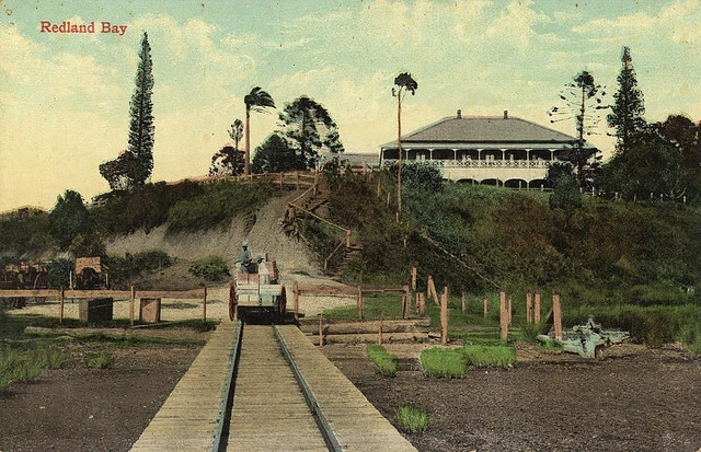 Redland Bay, Queensland, ca. 1905 by State Library of Queensland, Australia, via Flickr