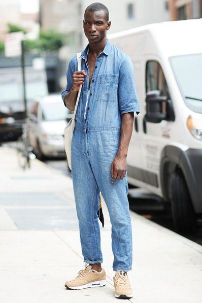 NYFW: Men SS16 street style