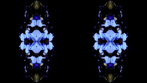 Flume MTYT Crystals. Live visuals gif