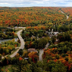 Come and visit us in Dorset, Ontario.  The Community With a View! www.DorsetCanada.com