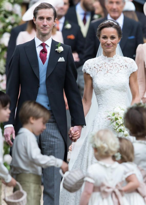 James Matthews, Pippa Middleton - Pippa Middleton marries James Matthews: The best photos from their wedding day