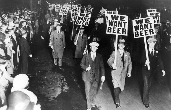 Prohibition, yea.  That worked.