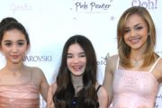 GIVING BACK: ROWAN BLANCHARD @rowblanchard Hosts @Oohlalacouture TUTUS FOR TOTS! @Kids in Distressed Situations @National Head Start Association @voalaca @STEVE MADDEN|Holly...