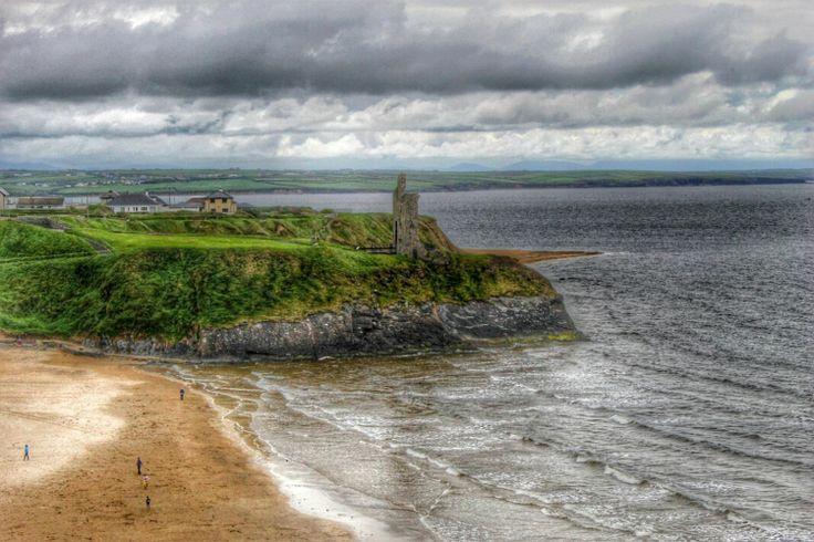 Ballybunion Castle, Co. Kerry