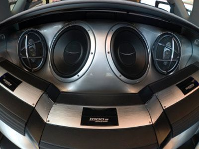 best speaker system for cars | the best new car sound systems available in north america some systems ...