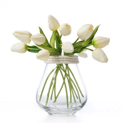 Tulip Bunch White