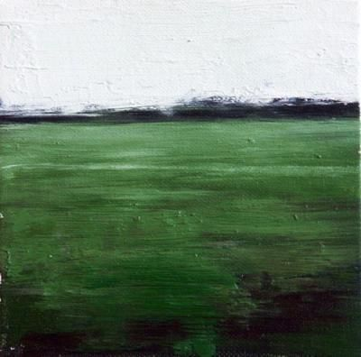 Peter Roux - Land Study no76