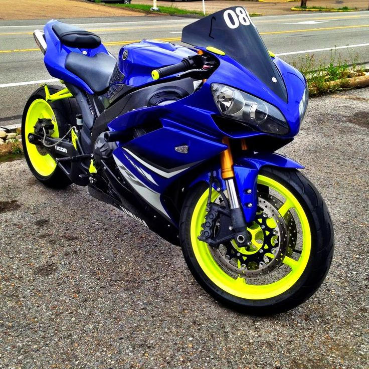 2008 Yamaha R1 - Pittsburgh, Pa - $7,499 OBO - GSXR.com