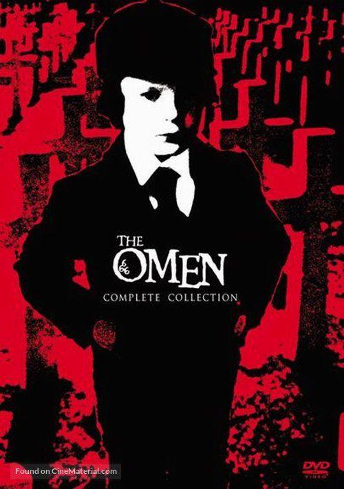 Damien: Omen II - DVD cover