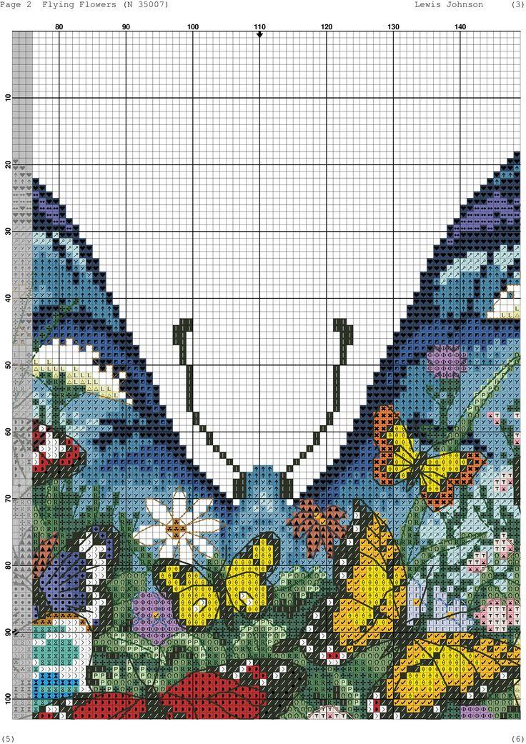 летающие бабочки 5