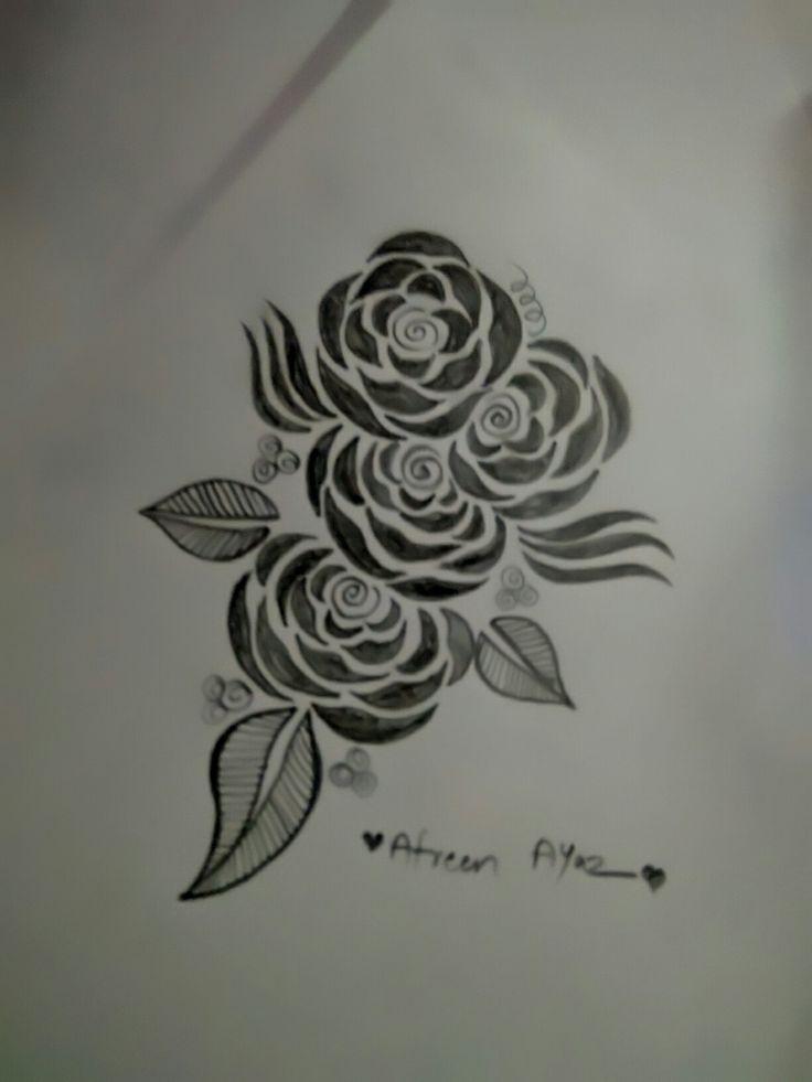 The 25 best rose henna ideas on pinterest thigh henna for Rose henna tattoo