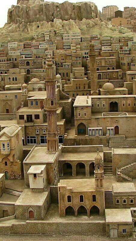 MARDİN in SW Turkey