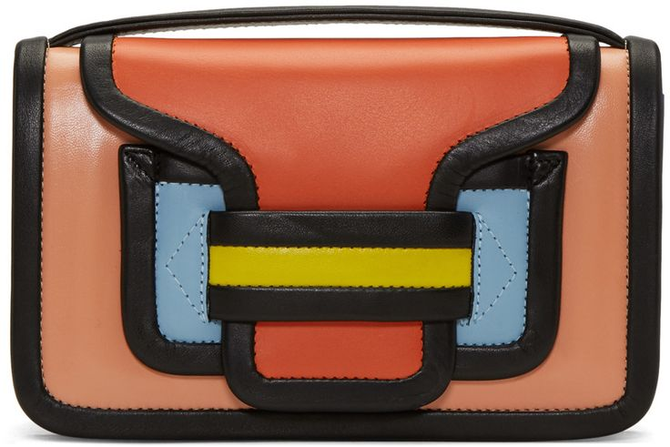 Pierre Hardy - Multicolor Alpha Cross Body Bag