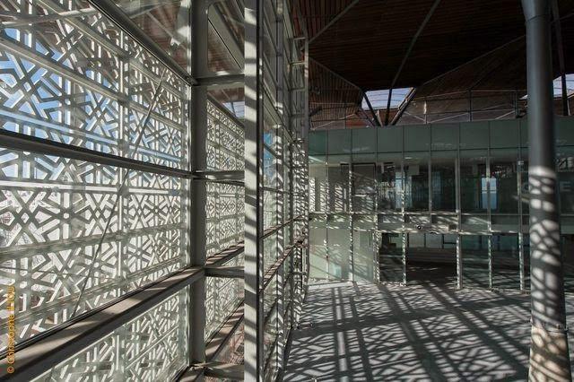 Architecture 21: La gare de Casa Port