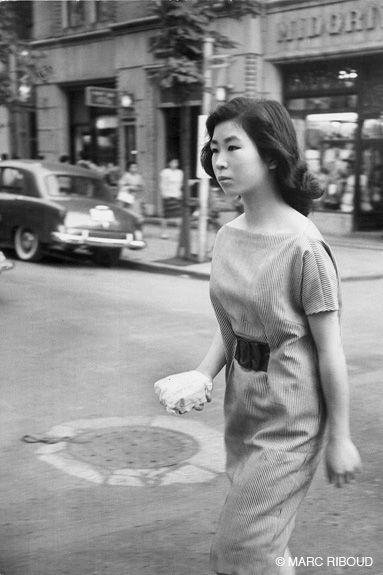 Japan, 1958. Marc Riboud.