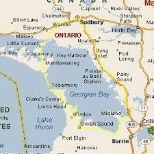 Image result for georgian bay Ontario