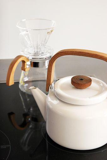 Finel Coffee Pot by Heikki Orvola