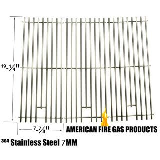 Grillpartszone- Grill Parts Store Canada - Get BBQ Parts, Grill Parts Canada: Duro Cooking Grates | Replacement 3 Pack Stainless...