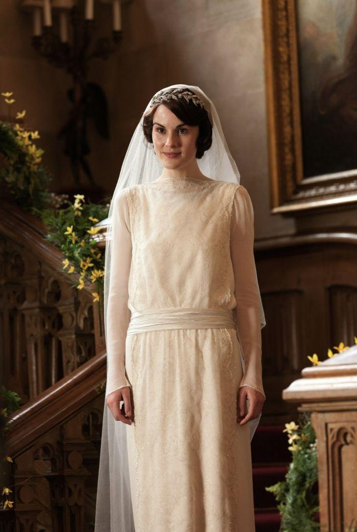 Vintage Brautkleider Fur Ihren Ganz Speziellen Tag Im Leben