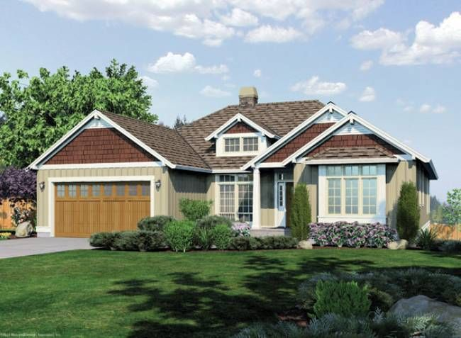 Mascord House Plan 1236 House Plans Home Design And