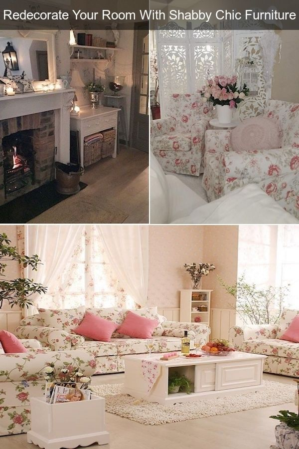 Shabby Chic Home Decor | Shabby Chic Dining Room Furniture ...