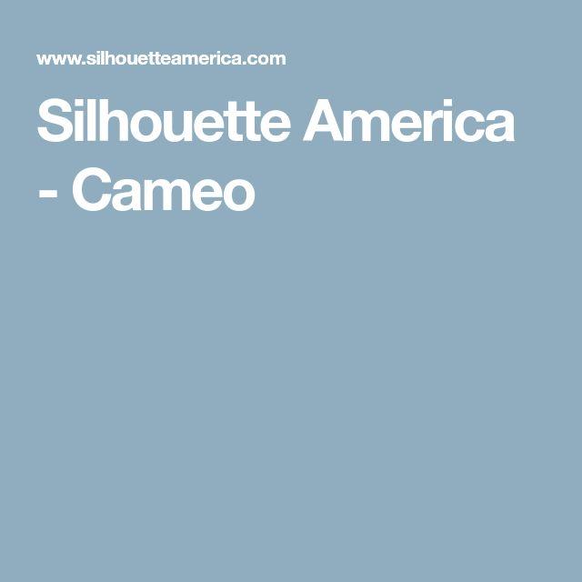 Silhouette America - Cameo