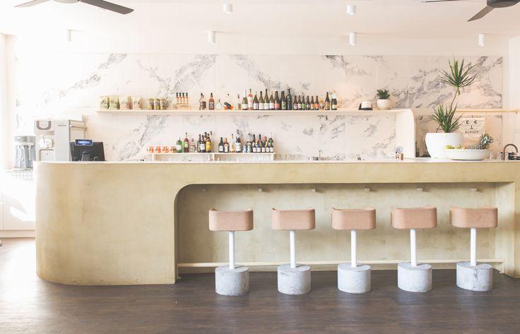 Amber Road Design // Eat Burger