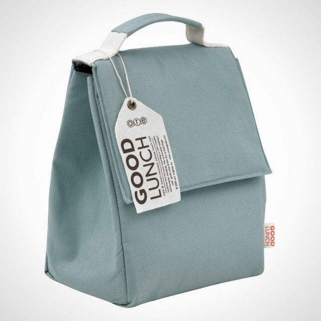 For me: insulated lunch box for work.   28 Lunchboxes + Bags You Won't Be Embarrassed to Carry via Brit + Co