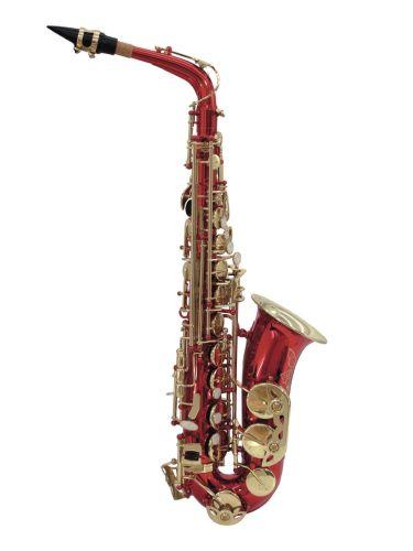 SP-30 Eb Altsaxophon, rot