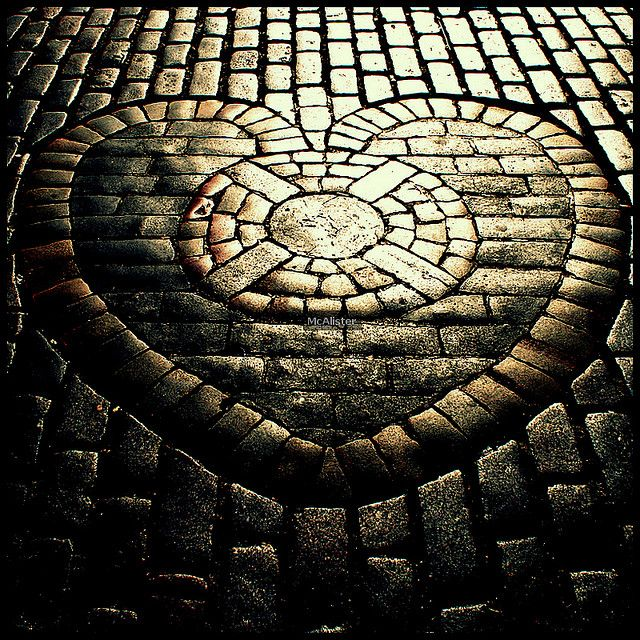 Scotland... The Heart of Mid-Lothian, on the Royal Mile in Edinburgh, is not a…