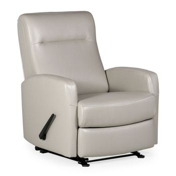 Room-Saver Vinyl Recliner with Built-in Headrest #healthcare #decor | National Business Furniture