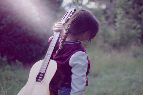 224 Best Images About Girls With Guitars On Pinterest: Happy Girl Photography Tumblr - Google Search