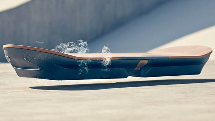 New Lexus hoverboard film shows skater Ross McGouran doing tricks on it