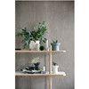Kähler Ombria Urtepotteskjuler Lille Granitgrøn er en smuk og unik keramik urtepotte i smukke afdæmpede farver, som passer perfekt ind i efterårsdesignet i hjemmet. Urtepotten egner sig specielt til mindre planter og blomster.