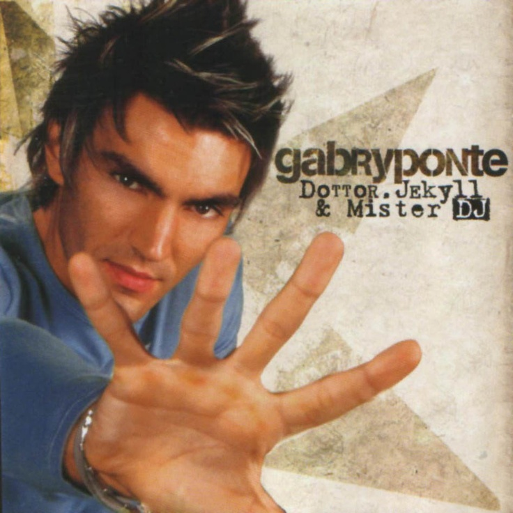 One of Gabry's albums. :)