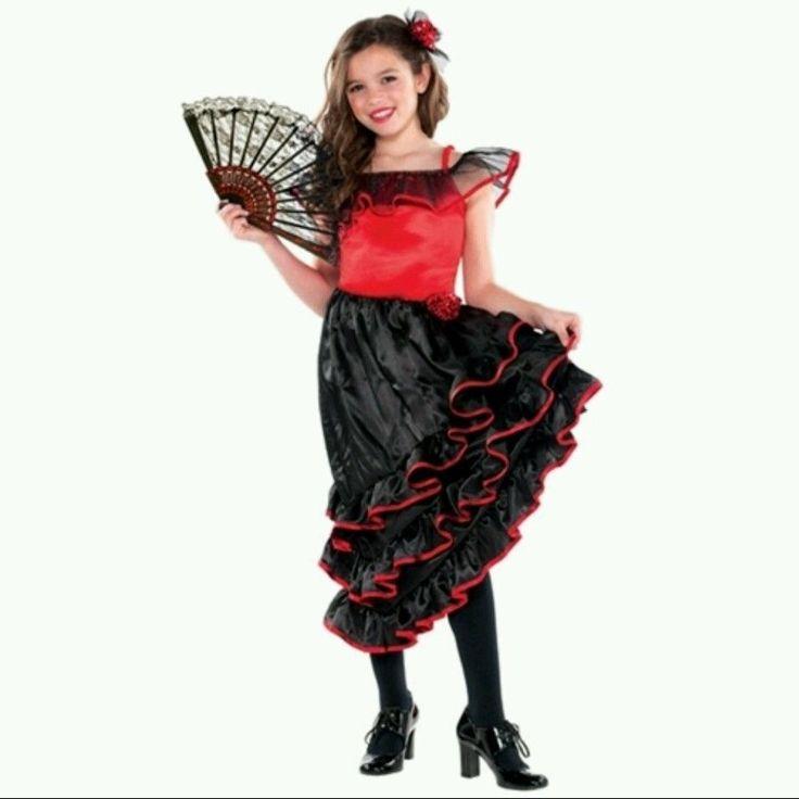 Spanish Dancer Costume   eBay