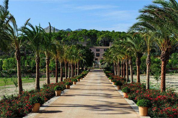 Castell Son Claret in Mallorca