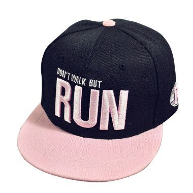 Best Deal New Fashion Spring And Summer Embroidery Snapback Boy Hiphop Hat Adjustable Baseball