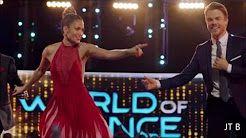 world of dance 2017 with Jennifer Lopez - YouTube