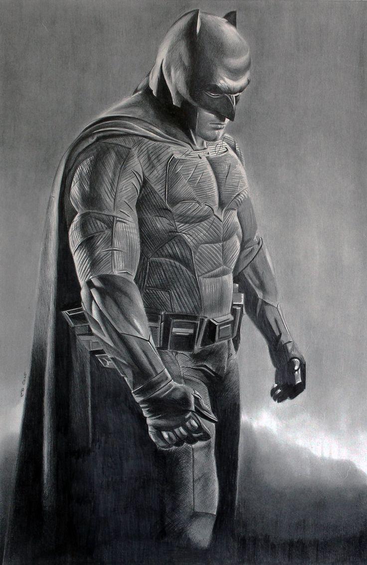 Ben Affleck / Batman by Edman