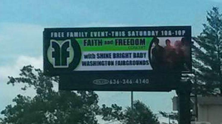 Faith and Freedom 15 Thank you Jeff Wilson!
