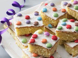 Diese Kuchen sind beim Kindergeburtstag der Hit