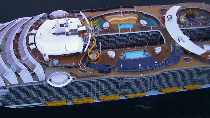 If you are new to cruising, or just new to Royal Caribbean, you might have heard about one particular ship in Royal Caribbean's fleet that is getting a l...