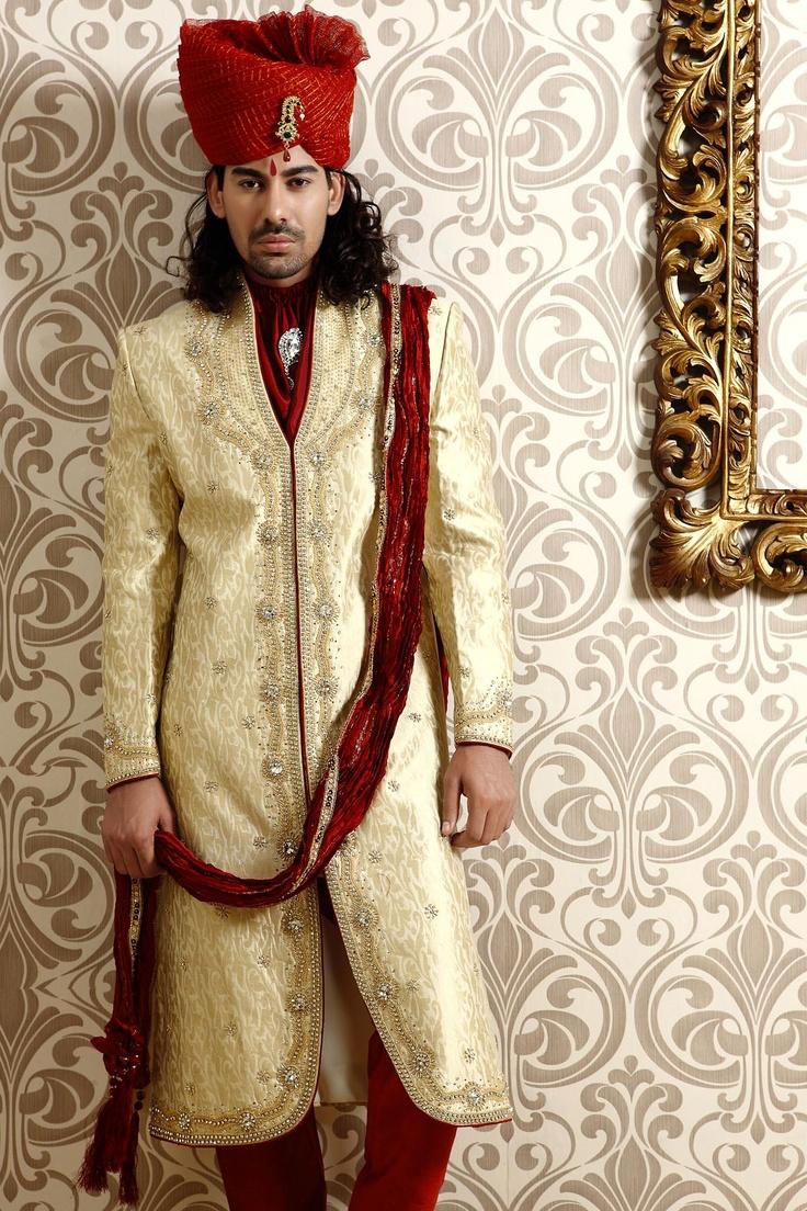 Indian Wedding Sherwani « Lalitkhatri Wedding Sherwanis