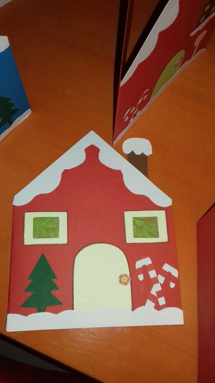 Χριστουγεννιατικες καρτες