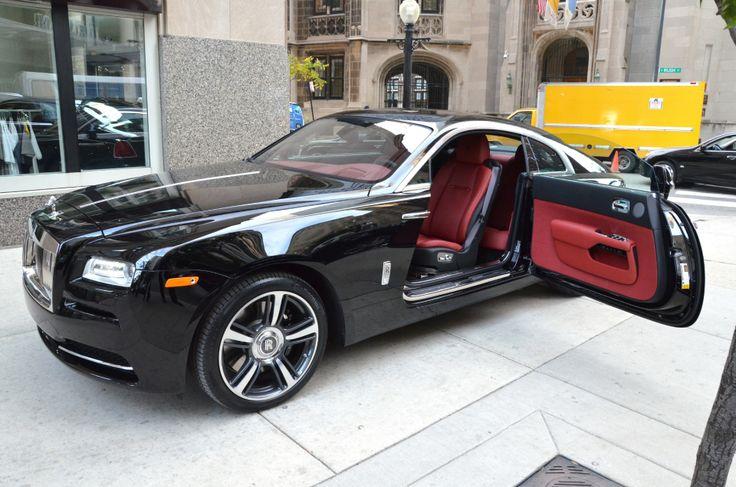 """Rolls-Royce Wraith/ my new """"dream"""" car.."""