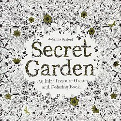 Adult Coloring Books Colouring Flowers Forest And Secret Garden