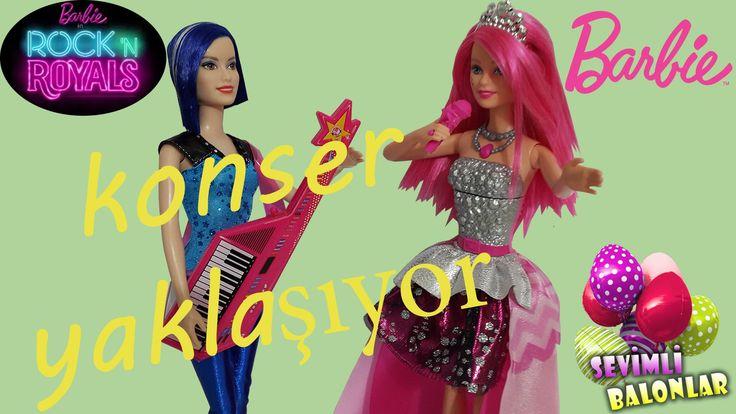 Barbie Rock Star Sahne Arkadaşı 1 Mavi Saçlı Oyuncak Tanıtımı  Barbie Sahne Arkadaşlarından birincisinin yer aldığı oyuncak Tanıtımı videosu ile sizinleyim. Mavi sağlı bu güzel Rock Star oyuncağı çok güzel.  Rafadan Tayfa 3 Sürpriz Yumurta Oyun Hamuru   Cicibici Captan America Pony Şirin https://youtu.be/fA3IHSvbQOM