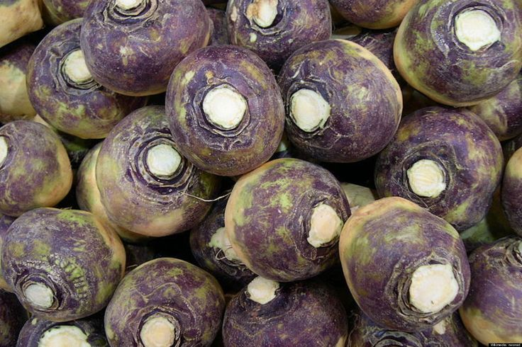You've definitely seen a rutabaga before, but you might have mistaken it for a turnip....