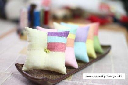 *우리규방*예쁜 색상의 사각바늘겨레들~~ : 네이버 블로그